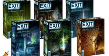 OFERTA Juegos Escape Room EXIT BARATOS SuperChollos