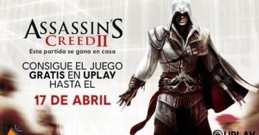 Assassin%E2%80%99s Creed II gratis SuperChollos
