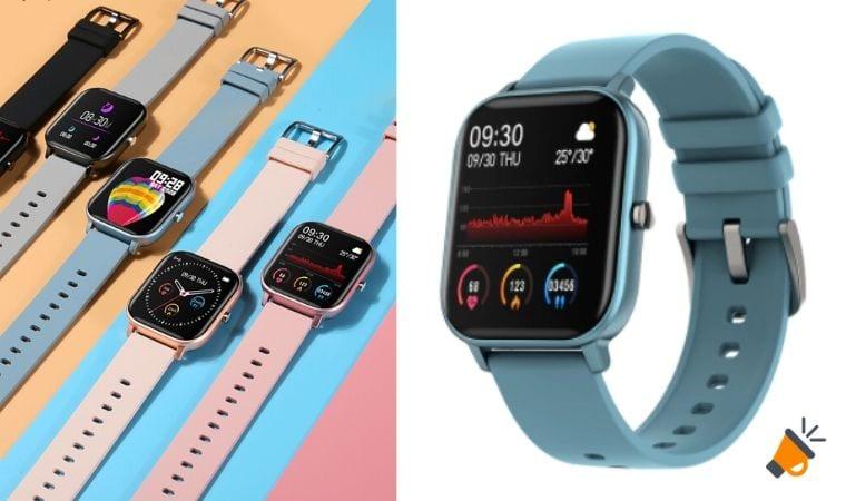 oferta Smartwatch Colmi P8 barato SuperChollos
