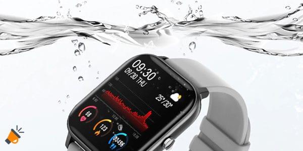 Smartwatch Colmi P8 barato SuperChollos