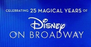 Espectáculo Disney on Broadway gratis