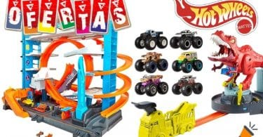 ofertas hot wheels baratos SuperChollos