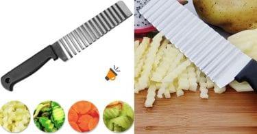 oferta Cuchillo de hoja ondulada Kiwi barato SuperChollos