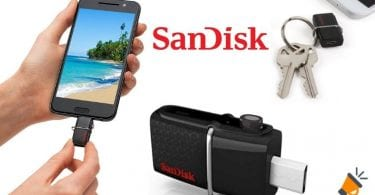 oferta SanDisk Memoria flash 256gb barata SuperChollos