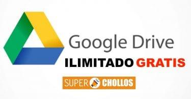 google drive ilimitado gratis truco superchollos SuperChollos