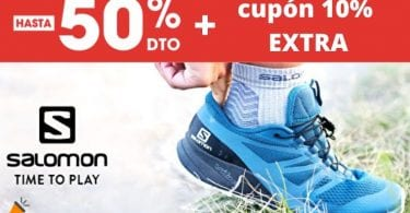salomon footwear outlet SuperChollos
