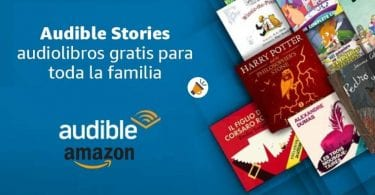 Audiolibros GRATIS para niños en Amazon Audible