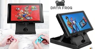 oferta soporte plegable nintendo switch barato SuperChollos