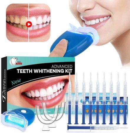 Kit blanqueamiento dental Isuda barato scaled SuperChollos