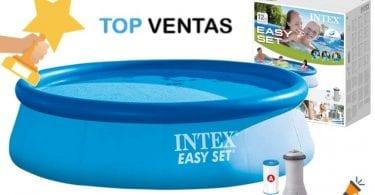 oferta Intex 28132NP Piscina hinchable barata SuperChollos