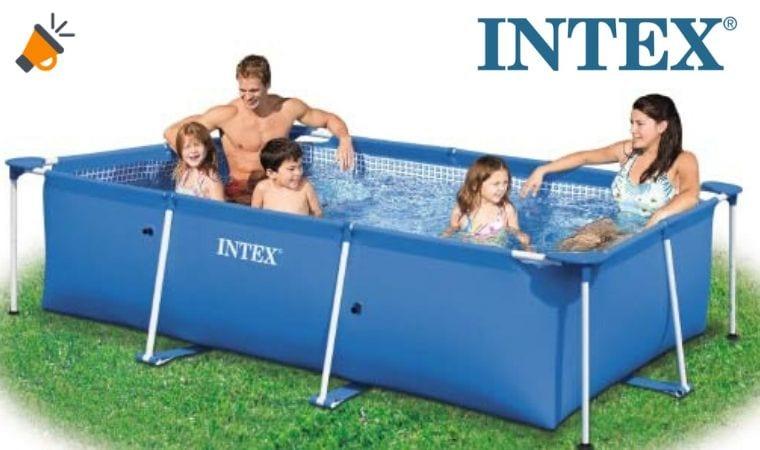oferta Intex 28271NP piscina barata SuperChollos