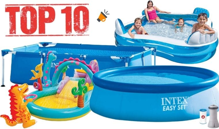 piscinas hinchables baratas amazon SuperChollos