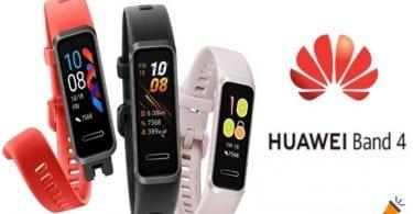 oferta Huawei Band 4 barata SuperChollos