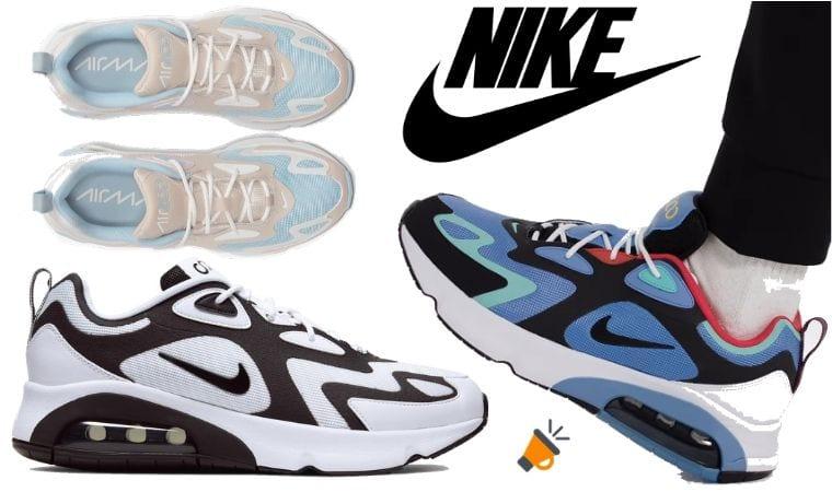 filósofo riesgo dramático  ⏰ ¡ÚLTIMO DÍA! Zapatillas Nike Air Max 200 por SOLO 50€ (PVO: 125€)