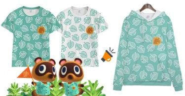 ofertas camisetas Animal Crossing baratas SuperChollos