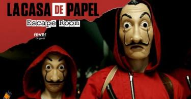 escape room casa papel SuperChollos