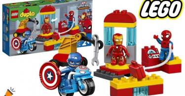 oferta Laboratorio de Superhe%CC%81roes lego barato SuperChollos
