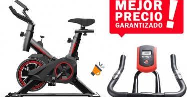 oferta bicicleta spinning Zzxxo barata SuperChollos
