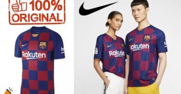 oferta camiseta Oficial del F.C. Barcelona 201920 barata SuperChollos