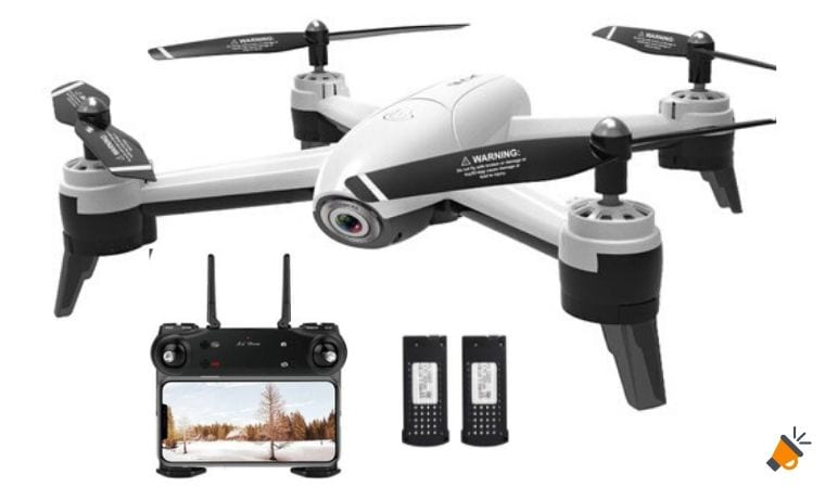 oferta drone Drone SG106 barato SuperChollos