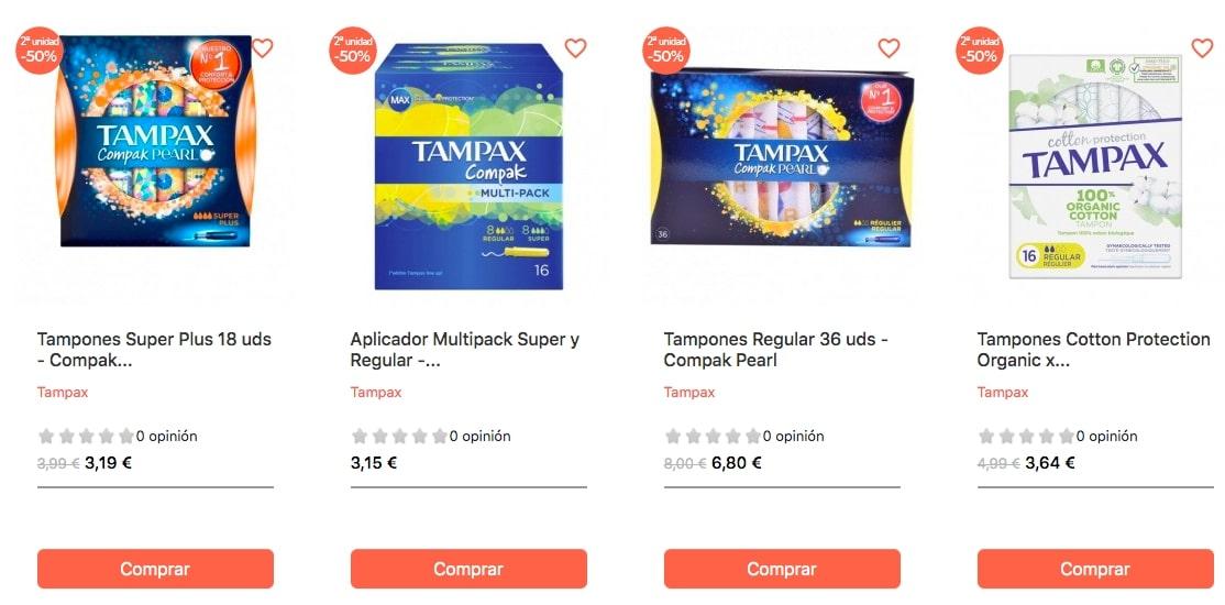 ofertas tampax belletica1 SuperChollos