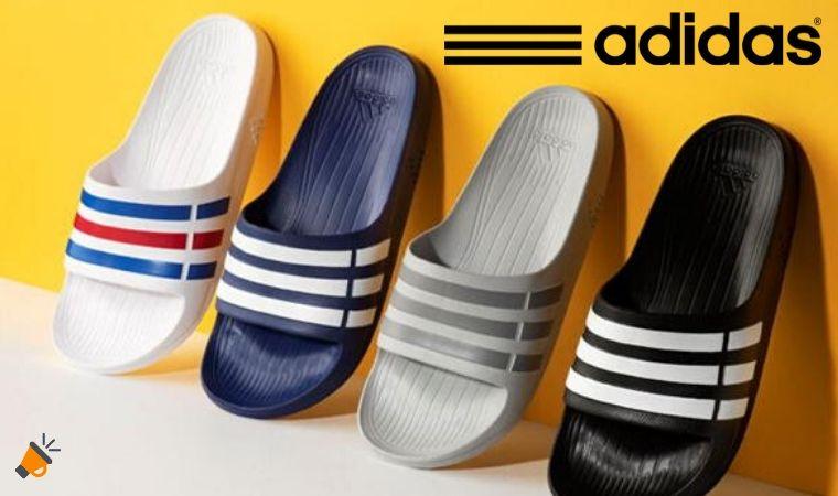 Torbellino pase a ver importar  Chanclas Adidas Duramo Sliders desde solo 10€ ¡MUCHOS COLORES!