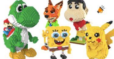 oferta figuras tipo lego baratas SuperChollos