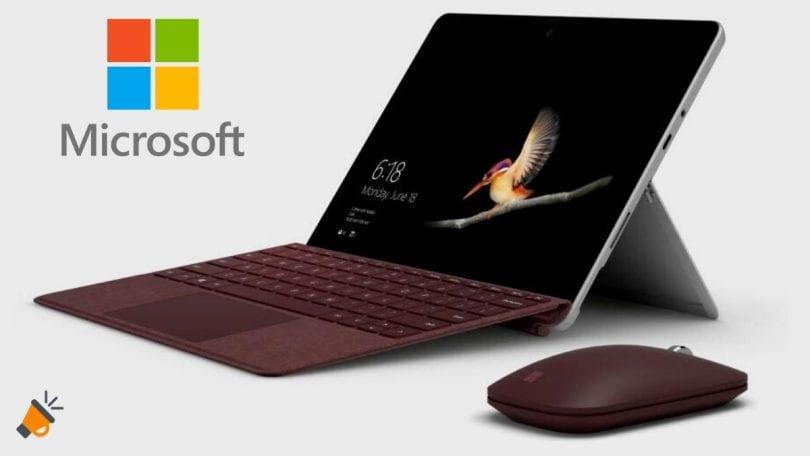 Microsoft Surface Go 2 SuperChollos