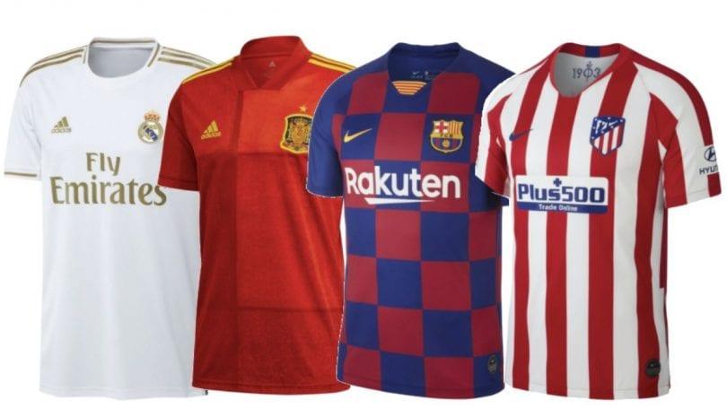 camisetas futbol baratas SuperChollos