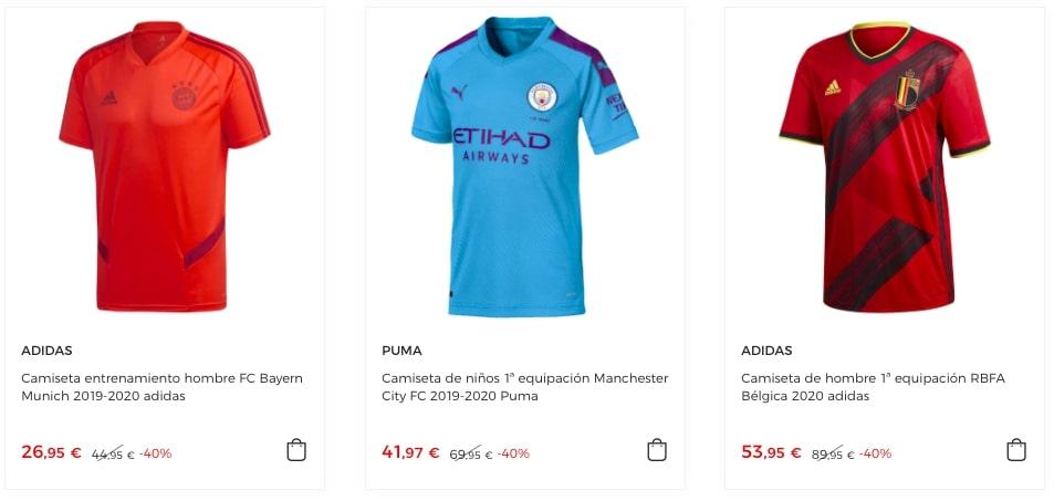 camisetas futbol oficiales baratas3 1 SuperChollos