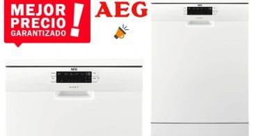 Lavavajillas AEG FFB53900ZW SuperChollos