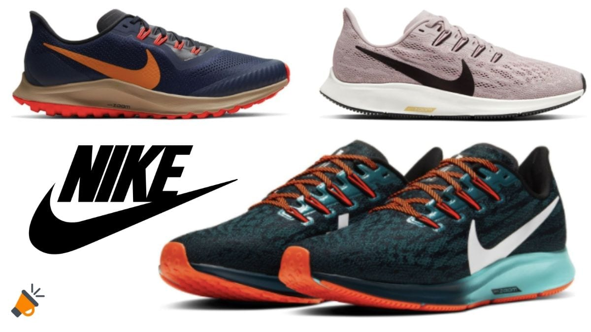 Zapatillas Nike Air Zoom Pegasus 36 con 30% DTO. en El Corte ...