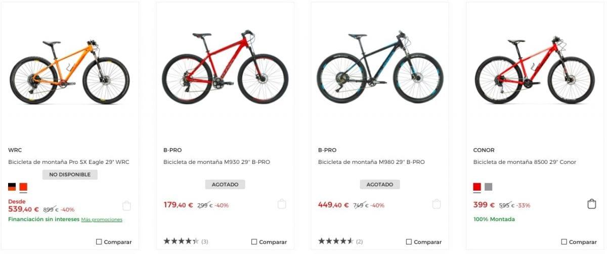 corte ingles bicicletas baratas2 scaled SuperChollos