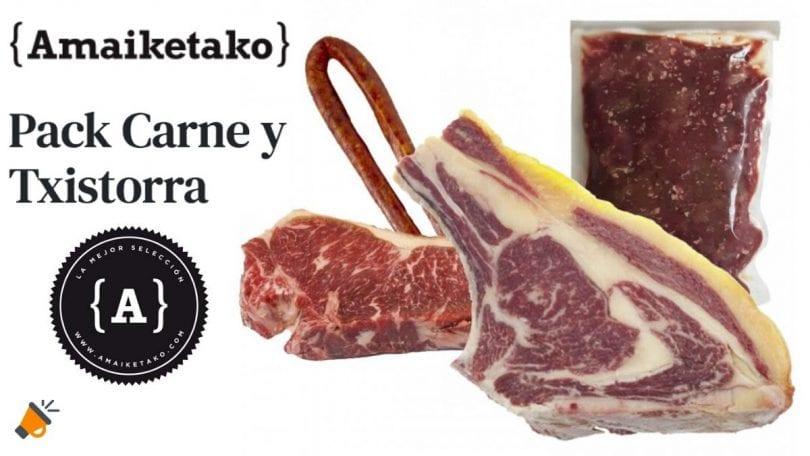 Pack Carne y Txistorra SuperChollos