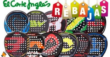 cortes ingles raquetas padel SuperChollos