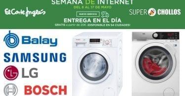 corte ingles lavadoras baratas SuperChollos
