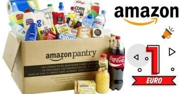 amazon pantry productos 1 euro SuperChollos