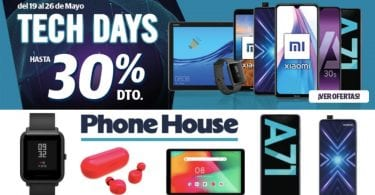 oferta Tech Days en Phone House SuperChollos