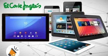 corte ingles tablets baratas SuperChollos