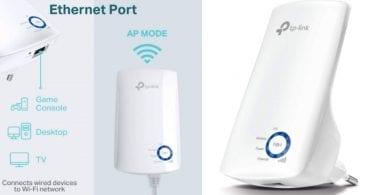 oferta repetidor wifi barato SuperChollos