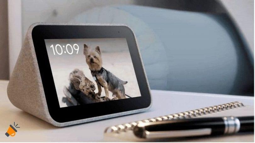 oferta Lenovo Smart Clock barata SuperChollos