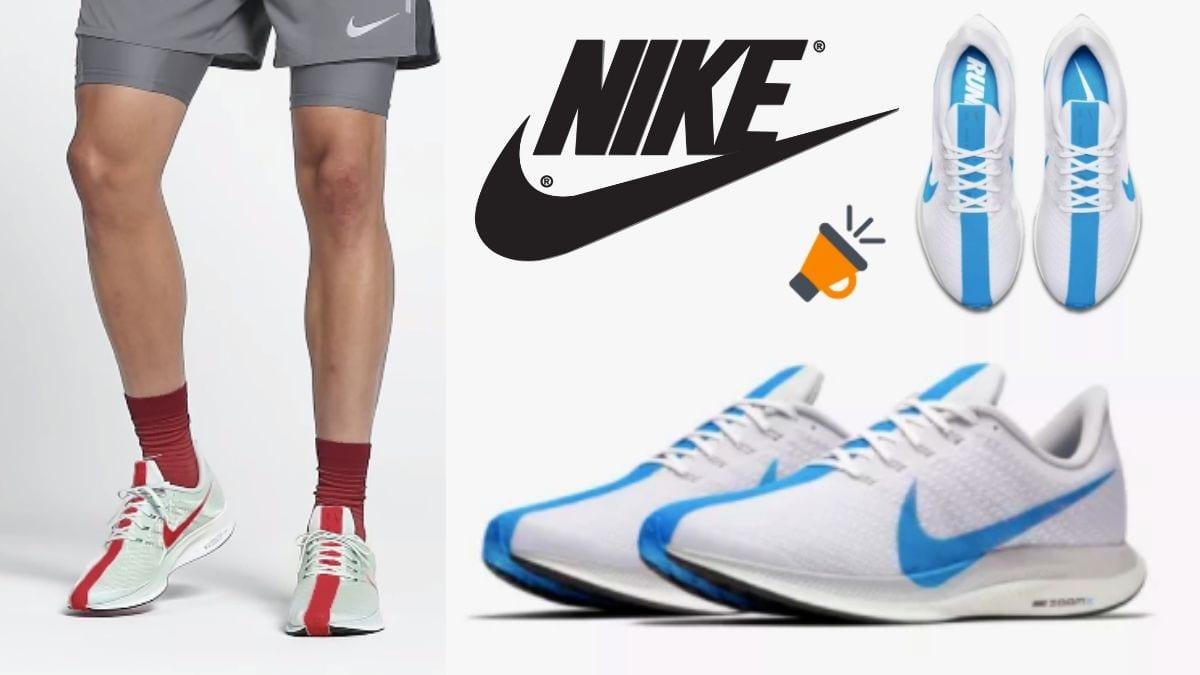 Sin valor horario maceta  Zapatillas Nike Air Zoom Pegasus 35 Turbo por 90€ menos