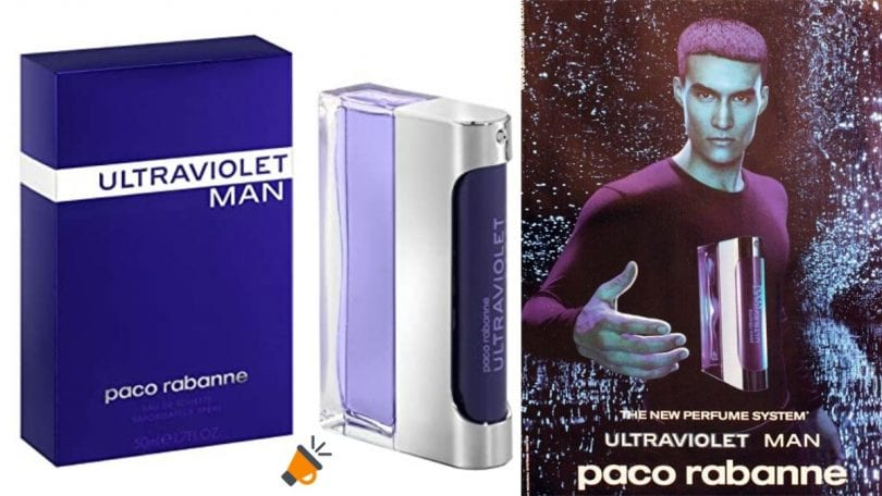 oferta paco rabanne Ultraviolet Man barara SuperChollos