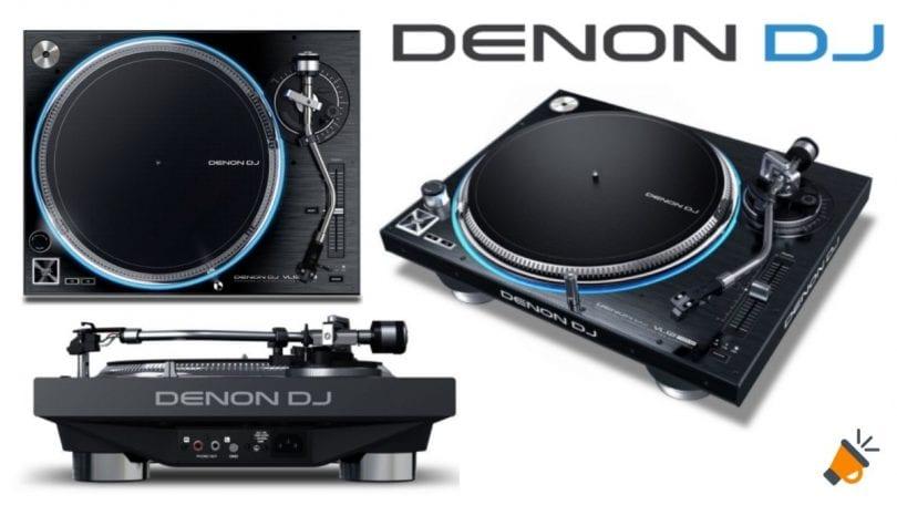 oferta DENON DJ VL12 PRIME barato SuperChollos