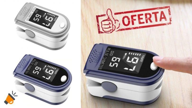 oferta oximetro finger barato SuperChollos