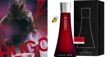 hugo boss deep red BARATA SuperChollos
