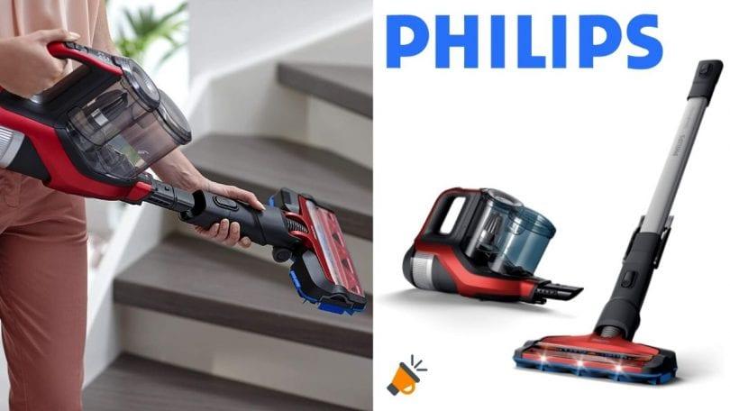 oferta Philips Serie 7000 aspirador barato SuperChollos