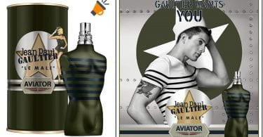 jean paul garnier Le Male Aviator barata SuperChollos