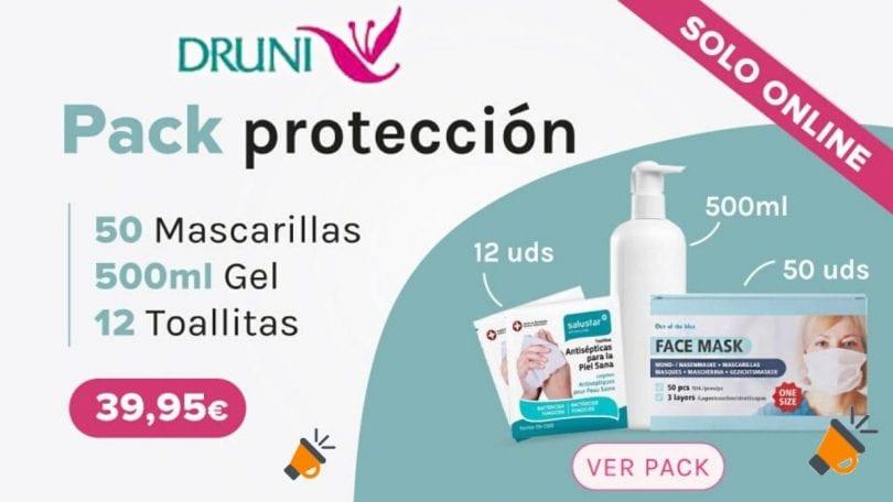 pack proteccion coronavirus barato SuperChollos