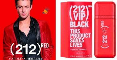 oferta 212 Vip Black Red carolina herrera barata SuperChollos